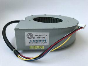 1PC Turbine blower FLW100-32J4 DC6~24V 145*132*40MM blower cooling fan