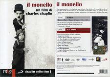 IL MONELLO - C. CHAPLIN - 2 DVD (NUOVO SIGILLATO)