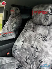 Coverking Kryptek Raid Tactical Neosupreme Front Seat Covers for Chevy Silverado