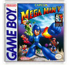 MEGA MAN V NINTENDO GAME BOY FRIDGE MAGNET IMAN NEVERA