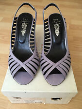 n.d.c. made by hand  NDC Purple NEW Sandals Size 37 shoes