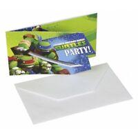 Teenage Mutant Ninja Turtles Birthday Party Theme Celebration Supplies Gift
