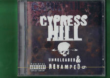 CYPRESS HILL - UNRELEASED E REVAMPED EP CD NUOVO SIGILLATO