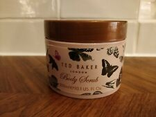 Ted Baker Body Scrub 300ml Butterfly Packaging New Sealed