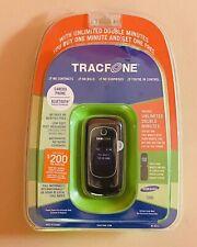 New Samsung T245G (Tracfone) Basic Flip Camera Phone - Factory Sealed