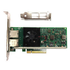 INTEL/DELL X540-T2 10GbE Genuine CONVERGED DUAL PORT NETWORK ADAPTER K7H46/3DFV8