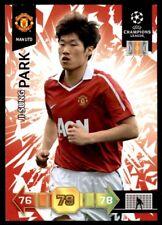 Panini Liga de Campeones 2010-2011 ADRENALYN XL Ji-Sung Park Manchester United