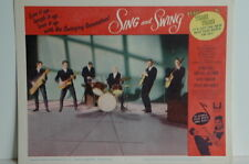 SING AND SWING 1964 Vintage US Lobby Card