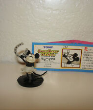 Disney Japan Tomy Choco Party Minnie Mouse Plane Crazy Mini Puzzle Figure