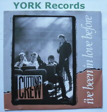 """CUTTING CREW - I've Been In Love Before - Excellent Con 7"""" Single SIREN SRN 29"""