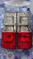 DAIHATSU ROCKY FEROZA BLIZZARD REAR TURN SIGNAL LAMP TAIL LIGHT SET pair Clear