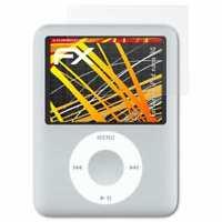 atFoliX 3x Protective Film for Apple iPod nano 3G FX-Antireflex-HD
