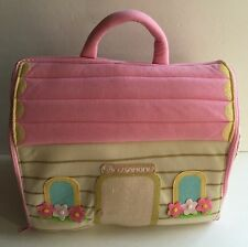 Japanese Mother Garden Usamomo Soft Dollhouse Carrying Case - Rare