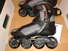 Powerslide Phuzion Radon 80 Inline Skates Rollerblade Men's 10 43 EU NEW