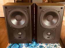 Miller & Kreisel SS-150 THX MkII DIPOLE/TRIPOLE Surround Speakers Sequential M&K