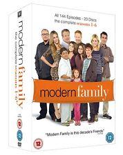MODERN FAMILY 1-6 DVD BOXSET 20 DISCS REGION 4