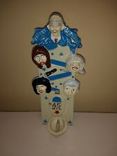 "Limited Edition #33 Mechanical Bank ""Zig Zag Willie"" Sandman, 1998 - White Water"