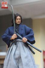 "DIY 1:6 Scale Onimusha Takeshi Kaneshiro 12"" Male Figure  Model Toy"