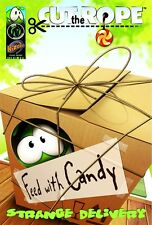 Ape Entertainment Cut The Rope: Strange Delivery (2012) Graphic Novel