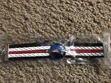 New England Patriots bracelet—-NIP