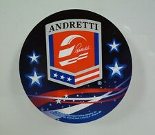 """Andretti Autosport Collector 3"""" Round Decal Indy 500 Alonso Rossi Hunter-Reay"""