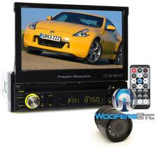 "pkg 7"" DVD CD BLUETOOTH USB SD IPOD TOUCHSCREEN TV STEREO + NIGHT VISION CAMERA"