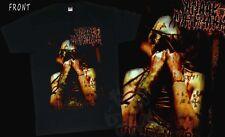 ANAAL NATHRAKH-The Codex Necro-extreme metal band, T_shirt-sizes:S to 7XL