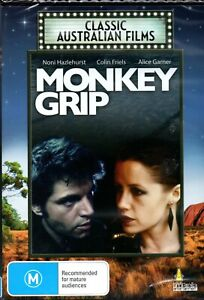 Monkey Grip - Colin Friels - Noni Hazlehurst - New & Sealed All Region DVD.