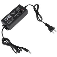 9-24V 2.5A AC/DC Adjustable Power Adapter Supply Speed Control Volt Display ark