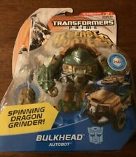Hasbro Transformers Prime Beast Hunters Deluxe Class Bulkhead Action Figure NEW