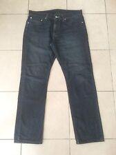 LEVIS 511   Denim Jeans   Dark Indigo    Size 34 ( ~36 )