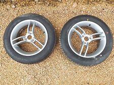 Can Am Spyder RS GS  front wheels w/ kenda tires 3 spoke