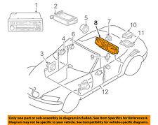 BMW OEM 00-02 Z3 Stereo Audio Radio-Box 65136902837
