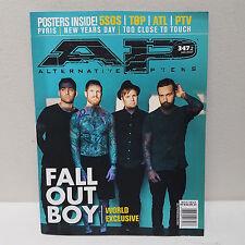 FALL OUT BOY Alternative Press AP June 2017 Magazine 347 Cover 2 pvris 5SOS