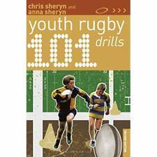 101 Youth Rugby Drills (101 Drills) - Paperback / softback NEW Sheryn, Chris