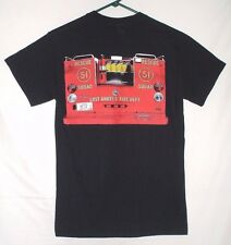 L.A. Lost Angels Fire Dept. Truck 51 Squad T Shirt Size S Los Angeles