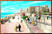 The Promenade and Warrior Square, St. Leonards. Post Card