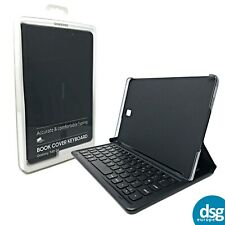 GENUINE SAMSUNG GALAXY TAB S4 KEYBOARD BOOK COVER - BLACK - OFFICIAL EJ-FT830BBE