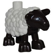 LEGO® Duplo Schaf Lamm Tier Zoo Bauernhof 87651 sheep lamp NEU