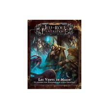 Un supplément pour Warhammer : Les vents de magie - Le Jeu de rôle Fantastique