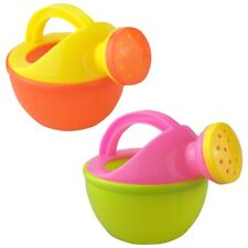 Baby Bath Toy Plastic Watering Can Watering Pot Beach Play Sand Toy Random #wy3