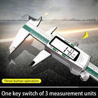 150mm LCD Anzeige Digital Messschieber Messwerkzeug Menge