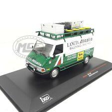 1/43FURGONETA ASISTENCIA FIAT 242 ALITALIA RALLY SERVICE IXO MODELS