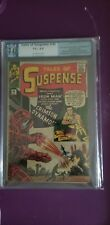 Tales of Suspense # 46 PGX 4.0.1963 8th Iron Man 1st Crimson Dynamo