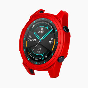 Shell Shockproof Case Cover TPU Sport Protector For Huawei Smart Watch GT2 46MM