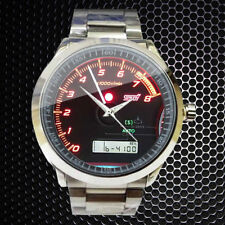 Sport Watch Subaru Impreza WRX STi Speedometer Reloj Hot Gift Box