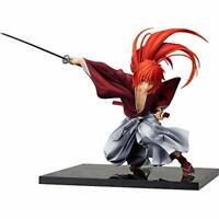 MAX FACTORY Rurouni Kenshin Himura Kenshin 1/7 PVC Figure w/ Tracking NEW