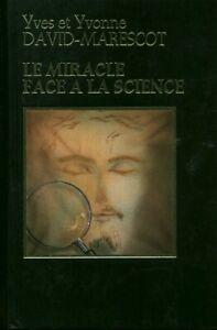 Livre le miracle face à la science Y & Y David-Marescot éditions Famot 1980 book