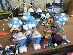 Bulk Smurf Figurines