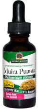 Natures Respuesta - Muira Puama Raíz Extracto - 1 Fl. Oz. (30 ML)